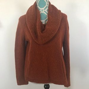 Anthro Angel of the North Cowl Neck Sweater M